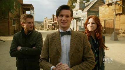 Doctor Who New Season 2012 Teaser Trailer