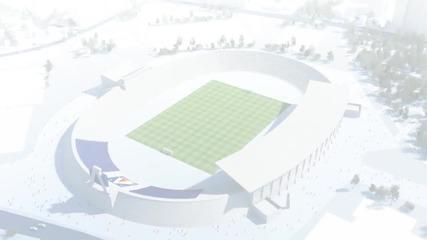 hd Левски показа как ще изглежда ултрамодерния стадион