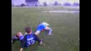 Слатински Футбол  -  Трепане