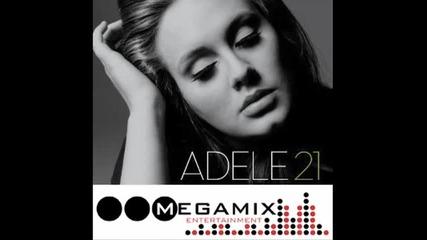 Adele - Rolling in the Deep (dj Megamix Remix)