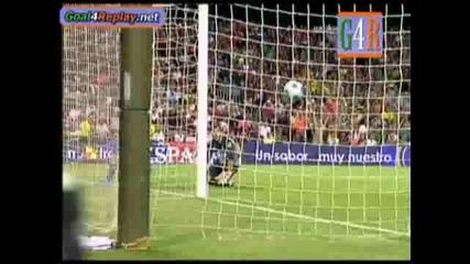 2009/8/23 Barcelona - Ath Bilbao 1 - 0