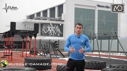 Muscle Damage - Конкурс Фитнес двойки