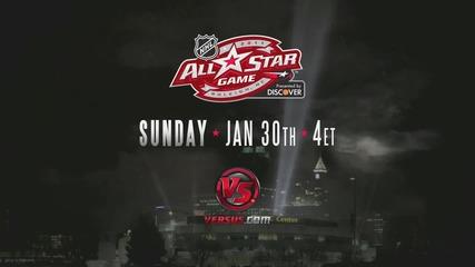 Готина Реклама - Гледайте 2011 Nhl All - Star Weekend!