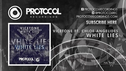 Vicetone ft. Chloe Angelides - White Lies