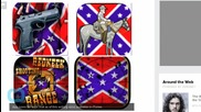 Apple and Google Have Confederate Flag Apps in Their App Stores