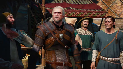 @ Official Launch Trailer - The Witcher 3 Wild Hunt @ H D