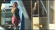 Prvi snimci Katarine Grujic i Nemanje Buhe