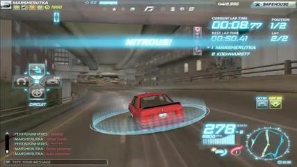 Nfs World- Race 1 Bmw e30