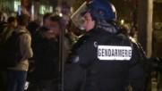 Протест на мигранти във Франция