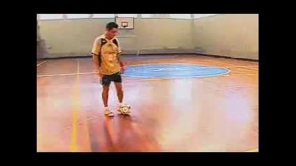 Futsal трикове от Falcao