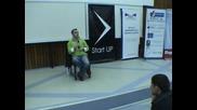StartUP Conference 2007 Елвин Гури - Старт от нула
