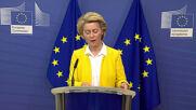 Belgium: EU to get 50m additional doses of BioNTech-Pfizer vaccine in second quarter - von der Leyen