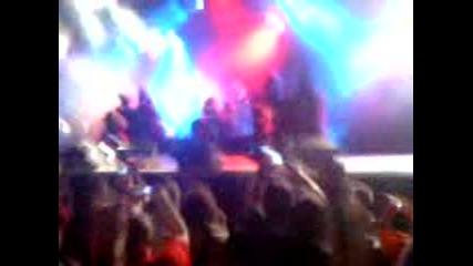 Manowar илизат на сцената в Каварна 2008