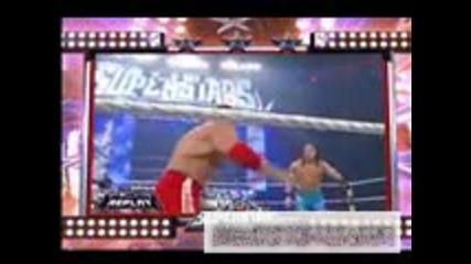 Wwe Superstars Vladimir Kozlov vs Bryan Mitchell
