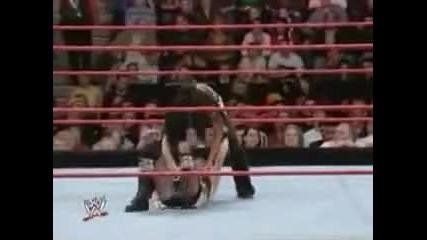 Ashley and Maria vs Melina and Jillian - Sunday Night Heat