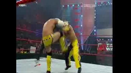 Fatal Four Way 2010 - Cm Punk vs Big Show vs Jack Swagger vs Rey Mysterio ( World Heavyweight Title)