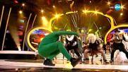 Funky Monkeys като The Greatest Showman -