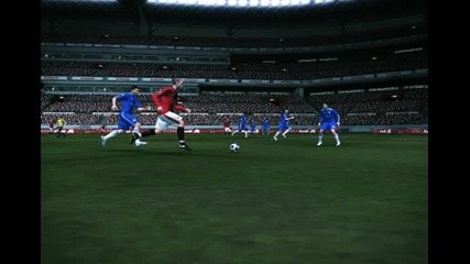 Pro Evolution Soccer 2010..гол