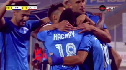 """Нов гол на Цонев носи класиката на """"Герена"""""""