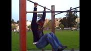 Barology 101 Dvd (calithenics Fitness Trainers)