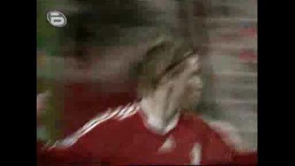 Ливърпул 4 - 0 Реал Мадрид... 10.03.09 Шампионска Лига