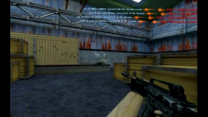 Ретро Counter-Strike: Drow2 by inspectah_deck (2007)