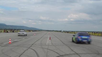Николай Колев Audi 90 vs Даниел Желев Subaru Impreza