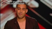 The X Factor 2009 - Danyl Johnson Man In The Mirror - Live Show 9