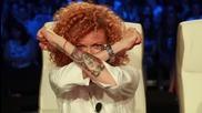 Люси Дяковска за официалния канал на X Factor във Vbox7
