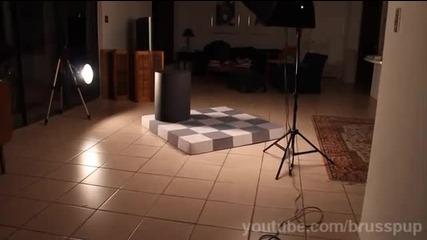 Страхотна Оптична Илюзия