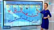 Прогноза за времето (31.01.2018 - централна)