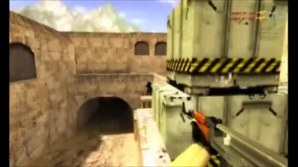 Counter Strike 1.6 -cross~ *a[d]vanced - 2011,2012