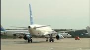 От разбития руски самолет се чуват писъци, твърди спасител