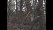 Survivorman Canadian Boreal Forest S1e1 part 1