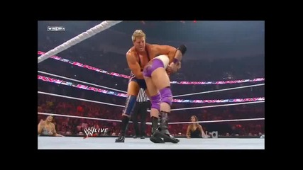 Gutwrench powerbomb - Jack Swagger