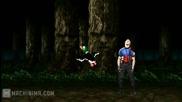 Mortal Kombat Secret Character Tryouts Ep.5