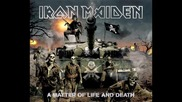 Iron Maiden - Different World (a Matter of life and death)