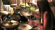 Meytal Cohen - B.y.o.b. by System of a Down - Drum Cover