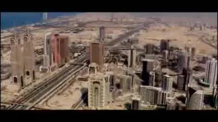 Андрей Шевченко полет над Дубай