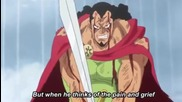 One Piece Episode 717 English Sub + Бг субс Preview
