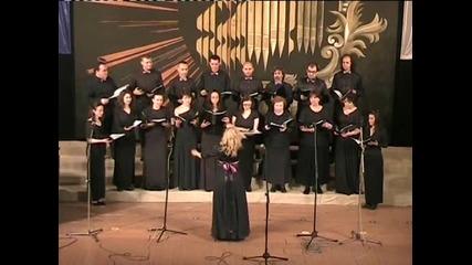 Чудното Хоро – такст: Асен Разцветников; музика: Павел Сираков; обработка за смесен хор: Н. Вълчанов