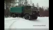 Вижте какво могат руските машини