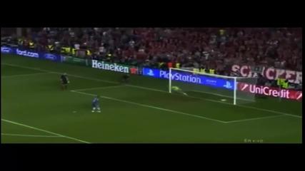 Суперкупа на Европа 2013 - Челси 2:2 Байерн Мюнхен ( 4:5 след дузпи )