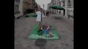 Забавни Картини На Улицата
