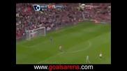 Liverpool vs Manchester United 4 1 premier league 14 03 2009 goals highlights.flv