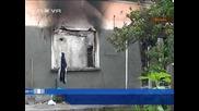 Баща уби 13 г. си син, съпругата си и се самозапали!