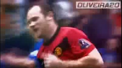 Wayne Rooney - The Heart of Manchester United
