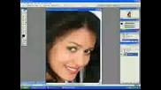 Сменяне На Цвета На Очите С Photoshop
