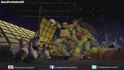 Teenage Mutant Ninja Turtles S2e03 Follow the Leader