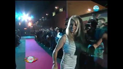 Памела Андерсън влиза в Vip Brtoher Bulgaria 2012